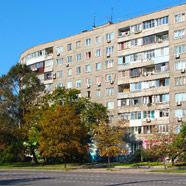 Цены на окна Днепропетровск блочный дом